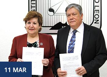 Acuerdan sinergia los campus de Nuevo León y Matamoros